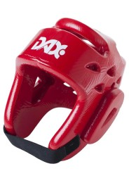 Taekwondo Head Guard, DAX Taeryon, red
