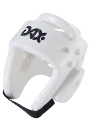 Taekwondo Head Guard, DAX Taeryon, white