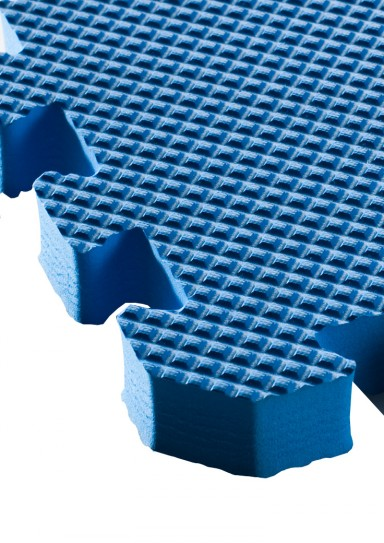 Puzzlematten ALLROUND, blau, 20 mm