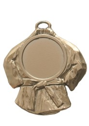 Medal base, BUDOJACKET, BRONZE
