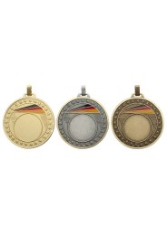 Medal CORNETTO, diameter 60, gold