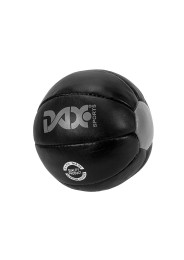Leather medicine ball, 3 kg