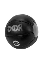 Leather medicine ball, 5 kg