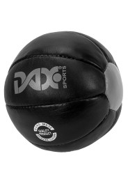 Leather medicine ball, 7 kg