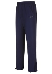 Mens Sweatpants, MIZUNO M18, blue