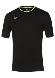 Mens T-Shirt, MIZUNO M18, black