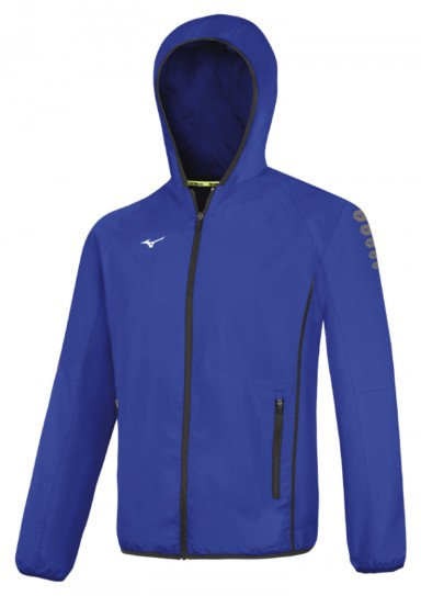 Mens Sports Jacket, MIZUNO M18, blue
