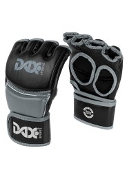 MMA Gloves, DAX Haymaker, Pro Line, black/grey