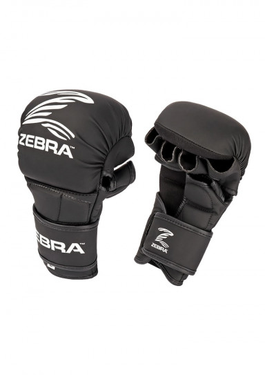 MMA Gloves, ZEBRA Sparring, PU