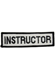 Patch, INSTRUCTOR
