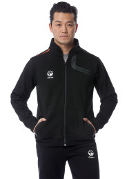 Sports Jacket, TOKAIDO Team Athleisure, black