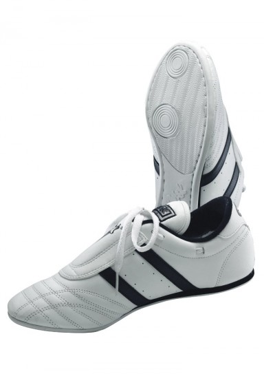 Martial Arts Shoes, DAX Atak, leather, white