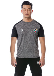 T-Shirt, TOKAIDO Team, WKF, grey