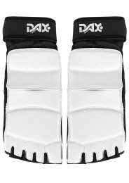 Taekwondo Foot Protector, FIT EVOLUTION, white