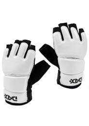 Taekwondo Gloves, FIT, white