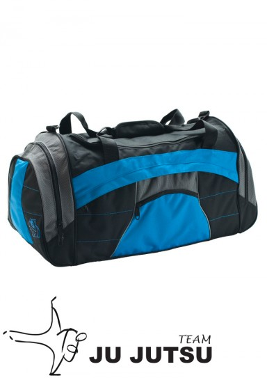 Bag COMPETITION JU-JUTSU, black/blue