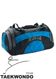 Bag COMPETITION TAEKWONDO, black/blue
