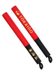 Coaching Soft Sticks, TOKAIDO, red / black