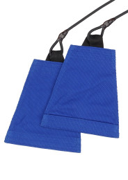 Judo Grip Trainer, MOSKITO Uchi Komi Triangle, blue