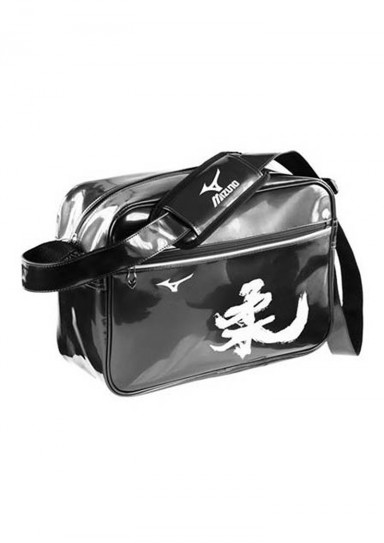 Messenger Bag, MIZUNO Vintage Judo, black