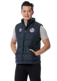 Vest, TOKAIDO Team, WKF, blue