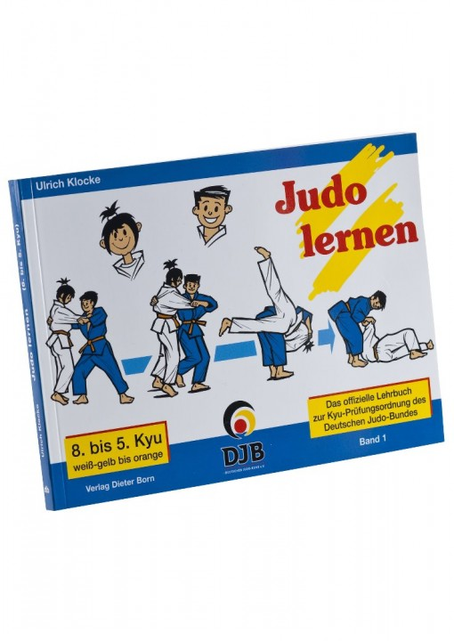 Book: Klocke, Judo lernen   | DAX SPORTS