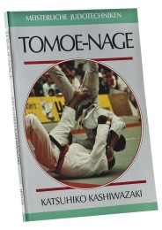 Judo teaching book: Kashiwazaki, Tomoe Nage